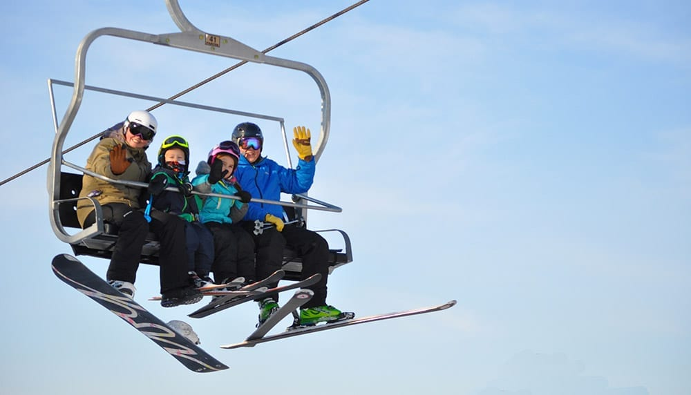 Mount Peter Skiing, Snowboarding, Tubing, Racing