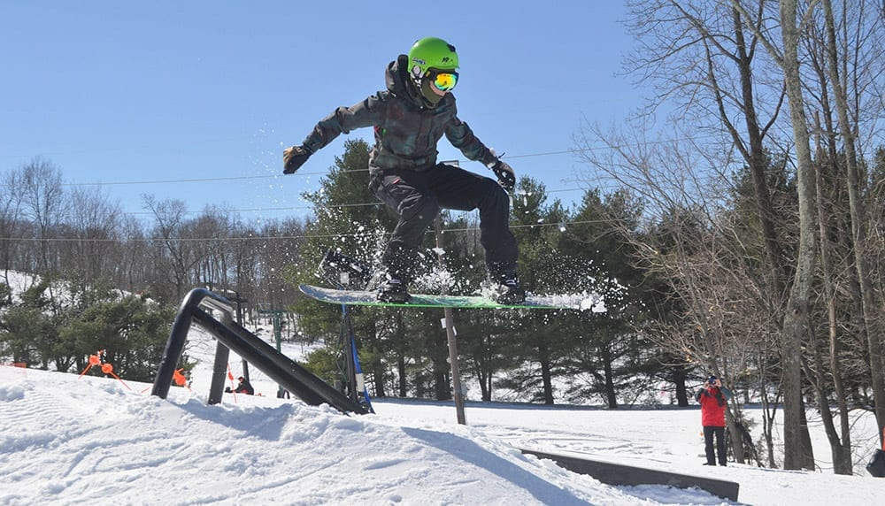 Snowboarding for all abilities
