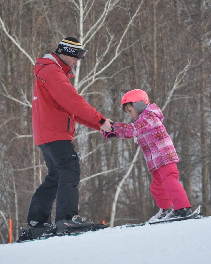 Learn to Ski or Snowboard