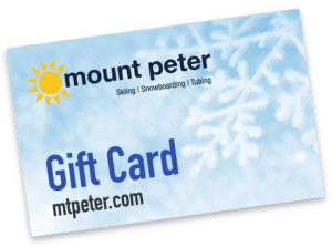 Mount Peter Gift Cards Make Great Gifts!