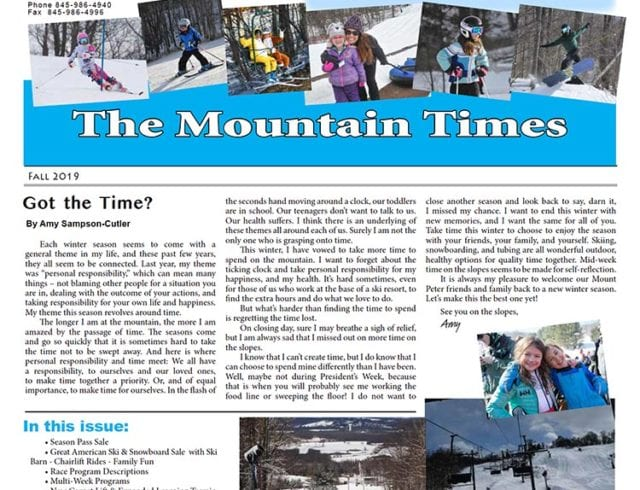 The Mountain Times