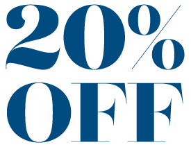20% Off Package